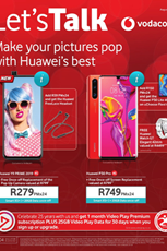 Find Specials || Vodacom August Deals