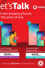 Find Specials || Vodacom June Deals