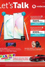 Find Specials || Vodacom October Deals
