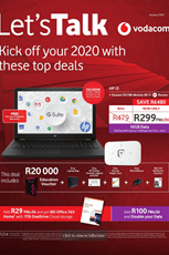 Find Specials || Vodacom January Deals