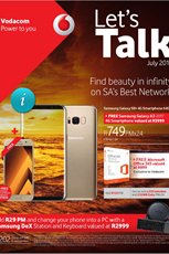 Find Specials || Vodacom Specials Booklet July