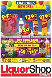 Find Specials || Shoprite Liquor shop - WC