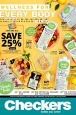 Find Specials || Checkers Wellness Promotion