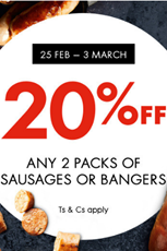 Find Specials || Woolworths 20% Off