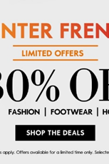 Find Specials || Woolworths Winter Frenzy Sale
