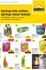 Find Specials || Builders Cleaning Catalogue