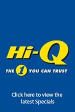 Find Specials || HiQ July Tyre Deals
