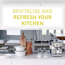 Revitalise & refresh your kitchen
