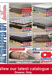 Ok Furniture Bed Catalogue 18 Aug 2015 23 Aug 2015 Find Specials