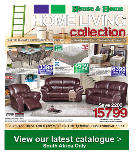 House And Home Living Collection 23 Aug 2015 12 Sep 2015 Find Specials