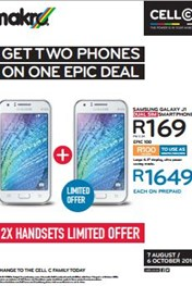 cell c laptop and cellphone deals