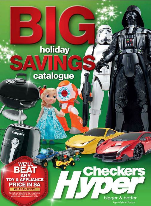 The Big Holiday Savings Catalogue 23 Nov 2015 26 Dec 2015 Find Specials