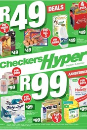 Gauteng Checkers Hyper Specials 24 Aug 2015 06 Sep 2015