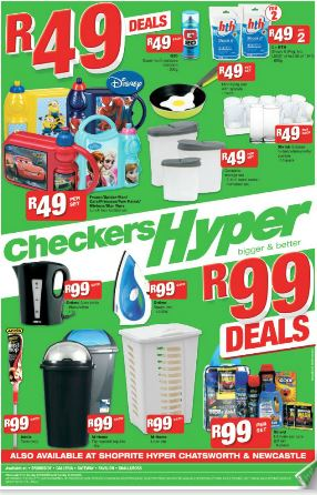 Kzn Checkers Hyper Specials 07 Aug 2016 21 Aug 2016