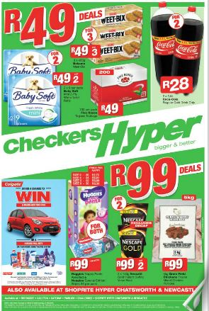 Kzn Checkers Hyper Promotion 07 Aug 2016 21 Aug 2016 Find Specials