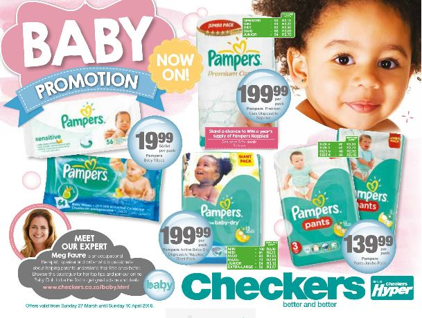 Kzn Checkers Baby Promotion 27 Mar 2016 10 Apr 2016 Find Specials