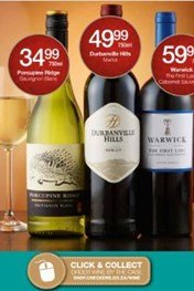 Checkers Wine Promotion