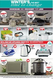 Free State, Northern Cape Checkers Winter Specials