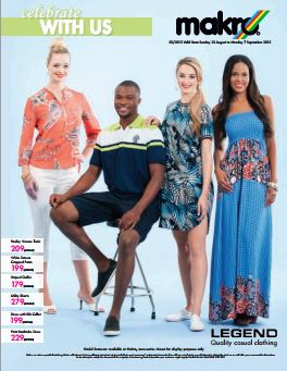 Makro stores clothing