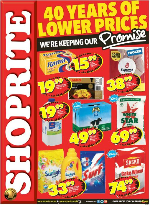 Northern Cape Free State Shoprite Deals 26 Oct 2015 08