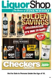 Find Specials || LiquorShop Specials at Checkers North West
