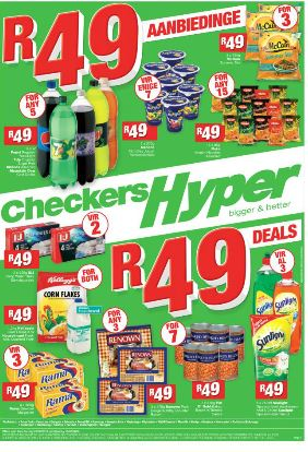 Gauteng Checkers Hyper Specials 01 May 2016 15 May 2016 Find Specials