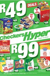 Gauteng Limpopo Mpumalanga North West Checkers Hyper Specials 23 Jul 2015 09 Aug 2015
