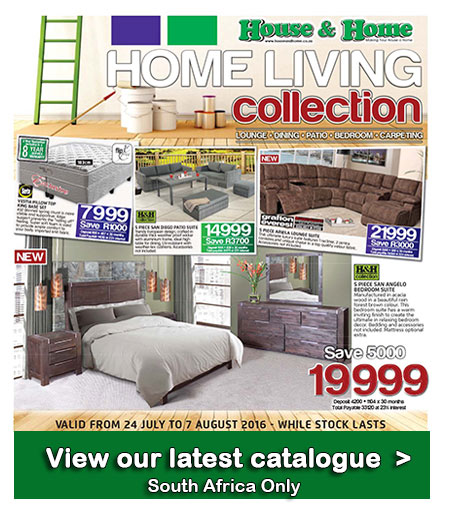 House And Home Living Specials 24 Jul 2016 07 Aug 2016 Find Specials