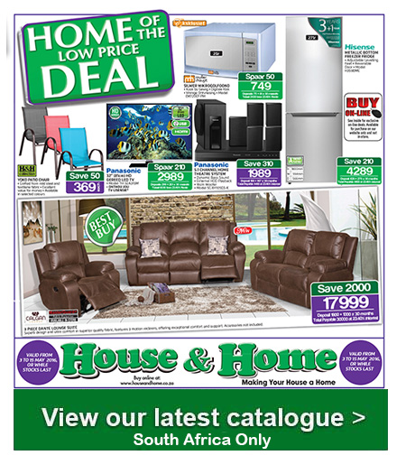 House And Home Specials 03 May 2016 15 May 2016 Find Specials