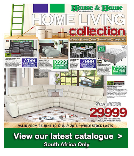 House And Home Specials Catalogue 26 Jun 2016 17 Jul 2016 Find Specials