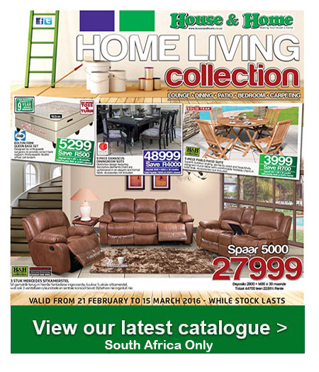 House And Home Living Specials Catalogue 21 Feb 2016 15 Mar 2016 Find Specials