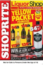 Find Specials || Gauteng Shoprite Liquor Deals