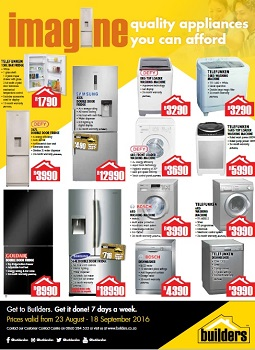 Builders warehouse appliances 23 aug 2016 18 sep 2016 for Bathroom heaters builders warehouse