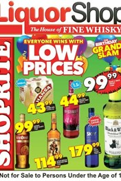 Gauteng Limpopo Mpumalanga North West Liquor Shop