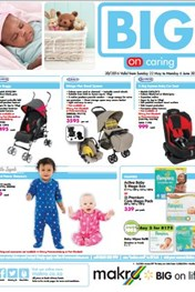 Makro Baby Promotions