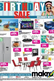Find Specials || Makro General Birthday Specials