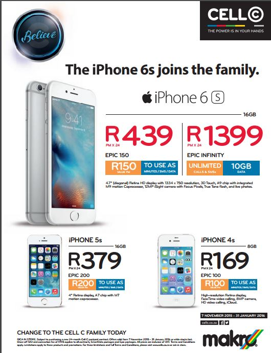 Cellc Makro Promotions 07 Nov 2015 31 Jan 2016 Find