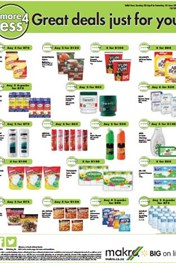 Find Specials || Makro More 4 Less Food and Groceries Promotion