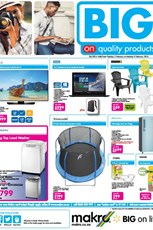 General Merchandise Makro Big Quality Product Sale