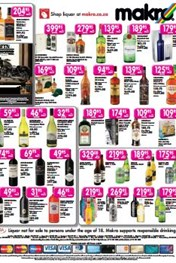 Find Specials || Makro Liquor Deals