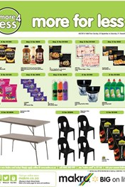 Makro More for Less Specials