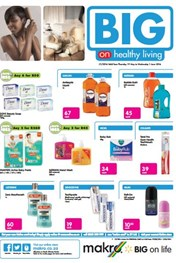 Makro Personal Care Promotion