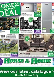 Find Specials || House and Home Weekly Specials