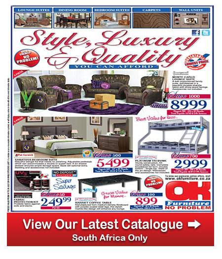 Ok furniture specials 19 jul 2016 24 jul 2016 find specials Home furniture catalogue south africa