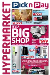 Find Specials || Pick n Pay Hypermarket Specials
