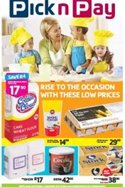 Find Specials || Pick n Pay Baking Specials