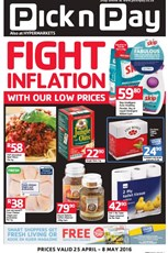 Find Specials || Pick n Pay Fight Inflation Promotions