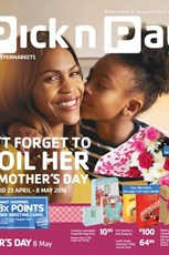 Find Specials || Pick n Pay Mother's Day Specials