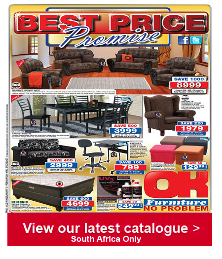Furniture Stores With Prices: OK Furniture Specials Catalogue Specials Catalogue 26 Jan