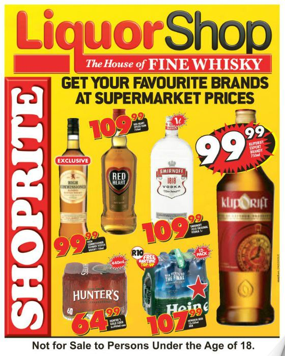 how to start a liquor store in south africa